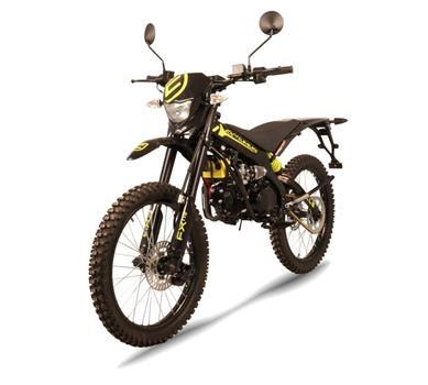クリーブランドモーターサイクル FX110