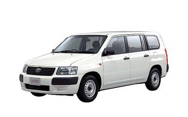トヨタ サクシードバン