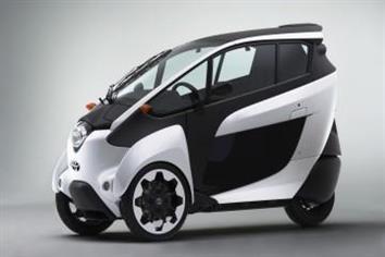 トヨタ i-ROAD