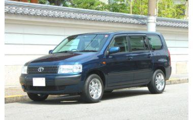 トヨタ プロボックスワゴンのカスタム情報