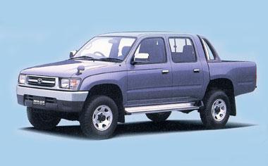 トヨタ ハイラックススポーツピックアップ