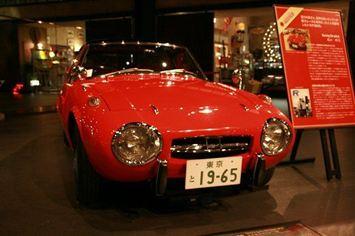 トヨタ S800