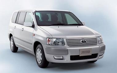 トヨタ サクシードのカスタム情報