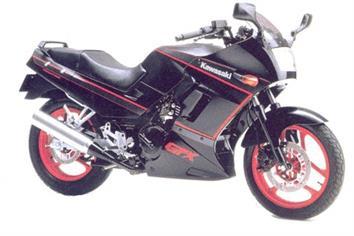 カワサキ GPX250R-2