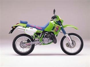 カワサキ KDX200SR