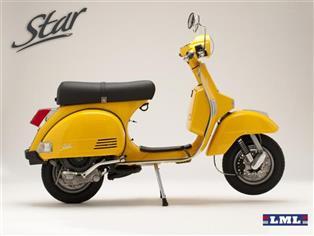 LML Star Deluxe 4S 150cc
