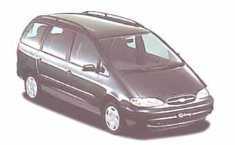 フォード ギャラクシー