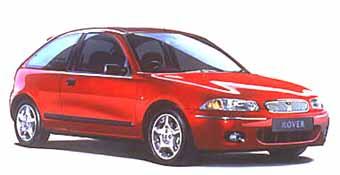 ローバー 200シリーズ