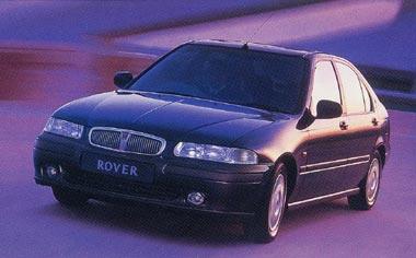 ローバー 400シリーズ