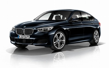 BMW 5シリーズグランツーリスモのカスタム情報