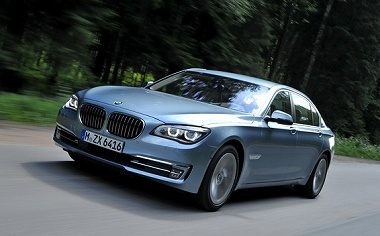 BMW アクティブハイブリッド 7のカスタム情報