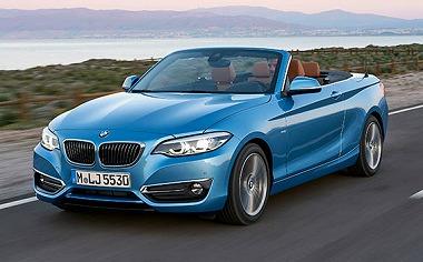 BMW 2シリーズ カブリオレ