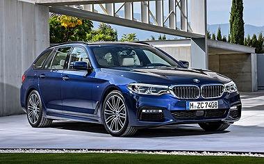BMW 5シリーズ ツーリングのカスタム情報