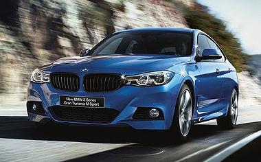 BMW 3シリーズグランツーリスモのカスタム情報