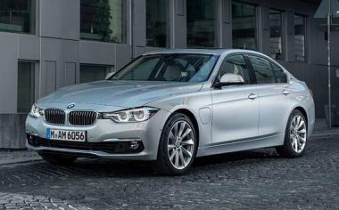 BMW 3シリーズ プラグインハイブリッドのカスタム情報