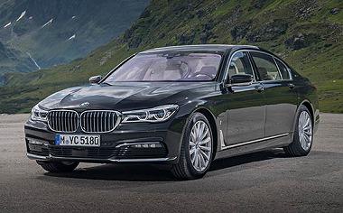 BMW 7シリーズ プラグインハイブリッドのカスタム情報
