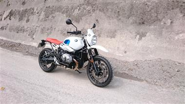 BMW R nineT urbanGS
