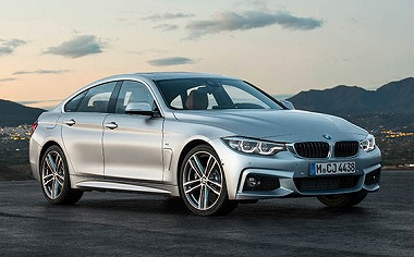 BMW 4シリーズ グランクーペのカスタム情報