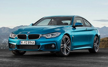 BMW 4シリーズ