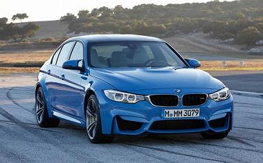 BMW M3 セダンのカスタム情報
