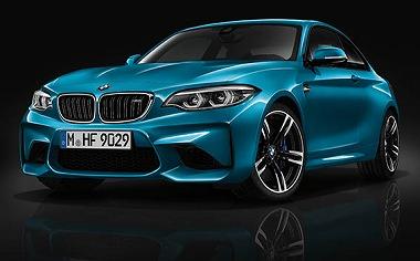 BMW M2 クーペのカスタム情報