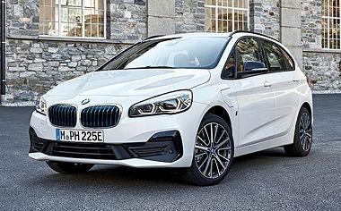 BMW 2シリーズ プラグインハイブリッドのカスタム情報