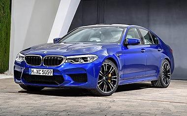 BMW M5のカスタム情報