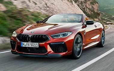 BMW M8 カブリオレ