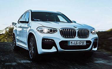 BMW X3プラグインハイブリッド