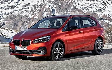 BMW 2シリーズ アクティブツアラーのカスタム情報