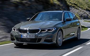 BMW 3シリーズ ツーリングのカスタム情報