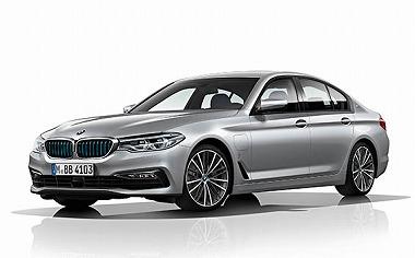 BMW 5シリーズ プラグインハイブリッドのカスタム情報
