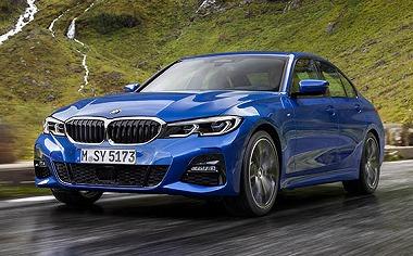 BMW 3シリーズ セダンのカスタム情報