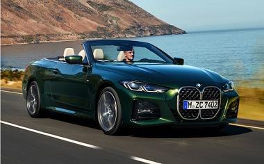 BMW 4シリーズ カブリオレのカスタム情報
