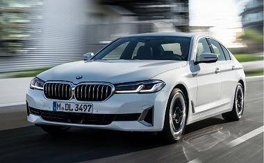BMW 5シリーズ セダンのカスタム情報