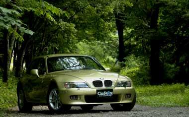 BMW Z3 クーペのカスタム情報