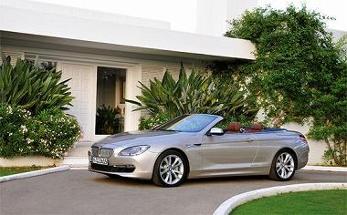 BMW 6シリーズ カブリオレ