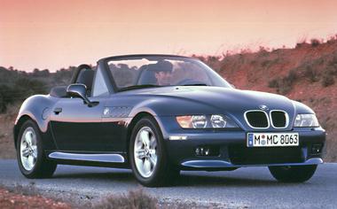 BMW Z3 ロードスターのカスタム情報