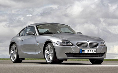 BMW Z4 クーペのカスタム情報