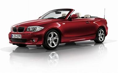 BMW 1シリーズ カブリオレ