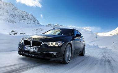 BMWアルピナ B3 BiTurbo ツーリングのカスタム情報