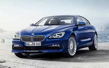 BMWアルピナ B6 BiTurbo グランクーペ