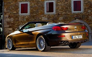 BMWアルピナ B6 BiTurbo カブリオ