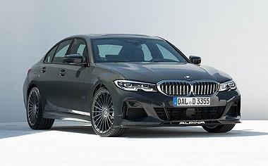 BMWアルピナ D3 S リムジン