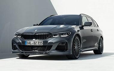 BMWアルピナ D3 S ツーリング