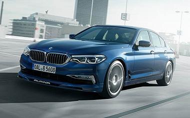 BMWアルピナ B5 BiTurbo リムジン