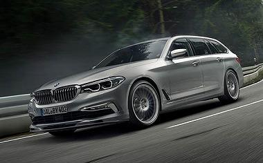 BMWアルピナ B5スーパーチャージ ツーリング