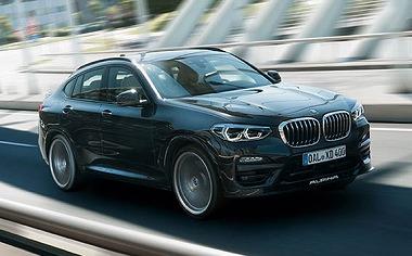 BMWアルピナ XD4