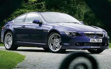 BMWアルピナ B6スーパーチャージ