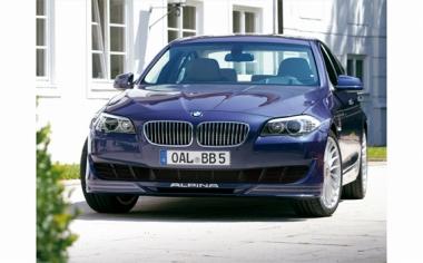 BMWアルピナ B5 BiTurbo